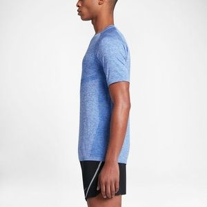 Nike dry fit knit Men's Running top